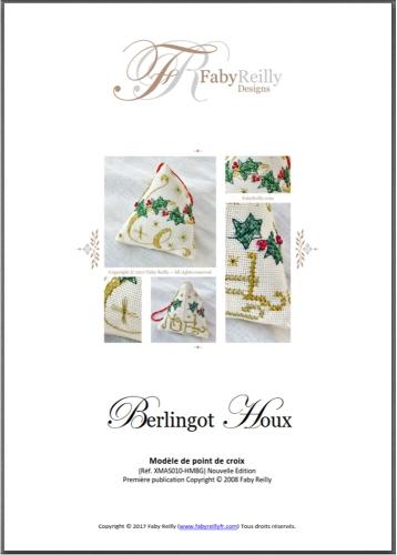 Berlingot Houx - Faby Reilly Designs