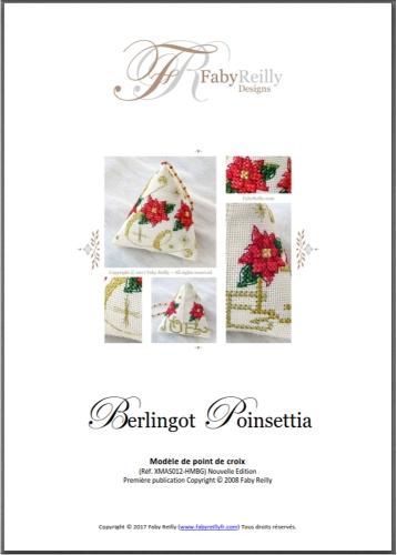 Berlingot Poinsettia - Faby Reilly Designs