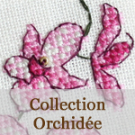 Collection Orchidée