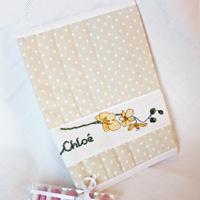 Marque-Page Orchidée - Adapté