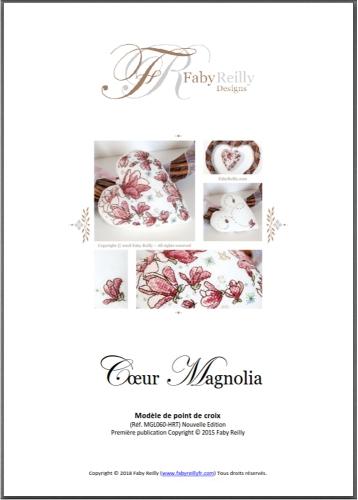 Coeur Magnolia - Couverture