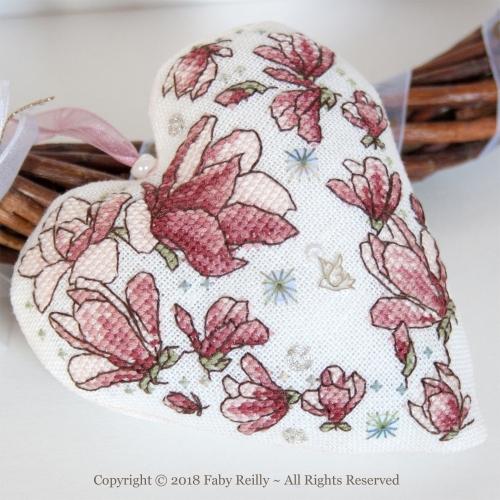 Coeur Magnolia - Faby Reilly Designs