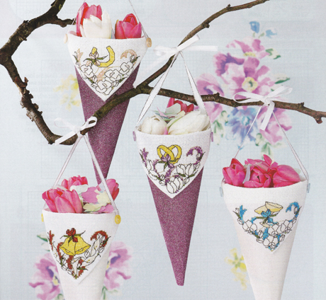 Cones pour CrossStitch Crazy