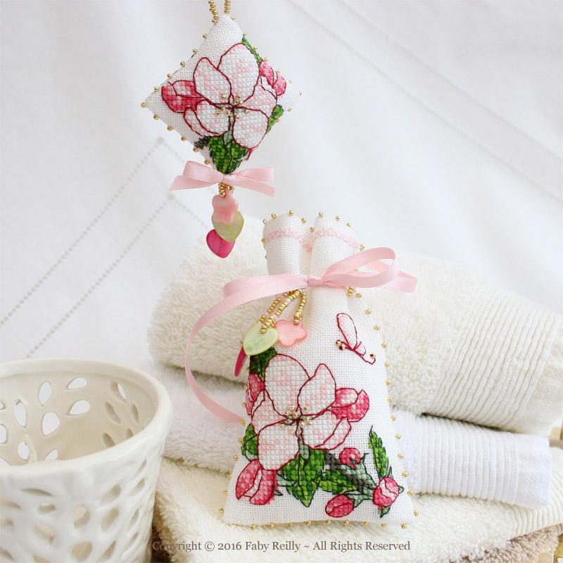 Sachet Fleur de Pommier