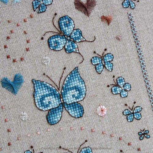 Marquoir Papillon