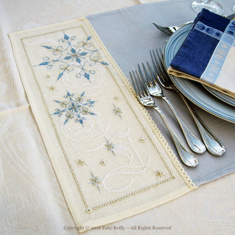 Set de Table Frosty