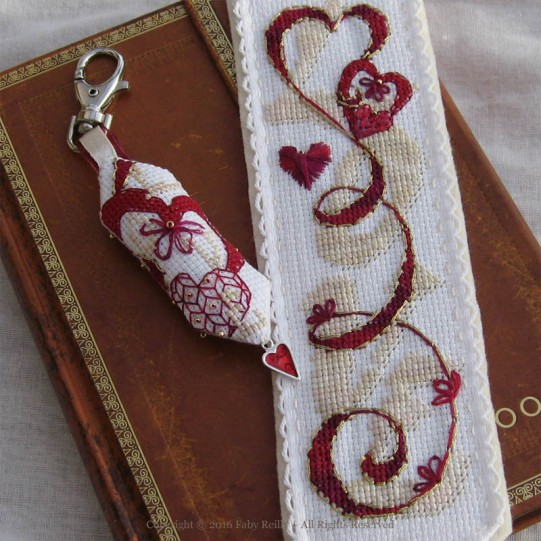 Marque-page Love