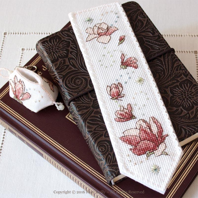 Marque-page Magnolia