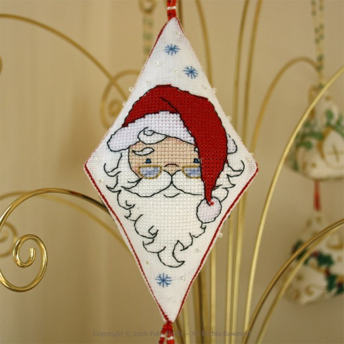 Pendouille Papa Noël