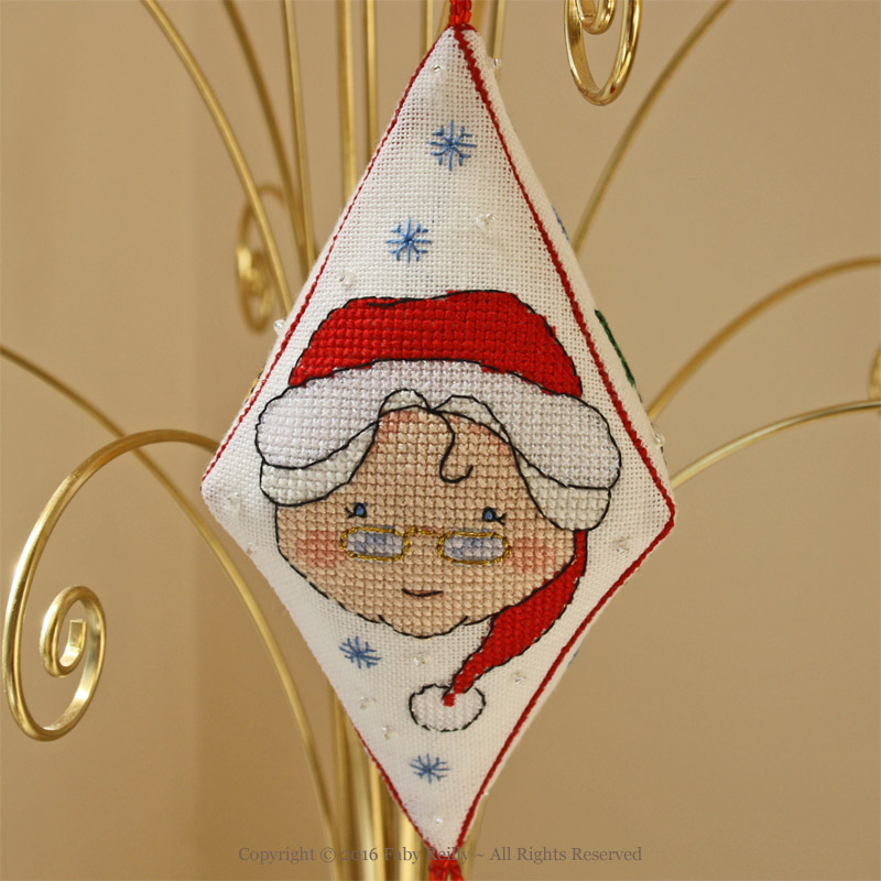 Pendouille Maman Noël
