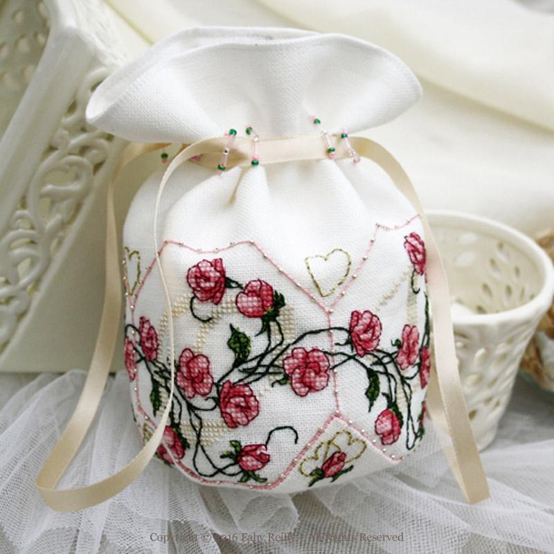 Pochon Sweet Roses
