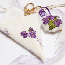 Etui à ciseaux Violette