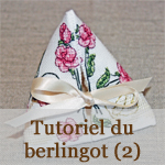 Tutoriel du berlingot surprise