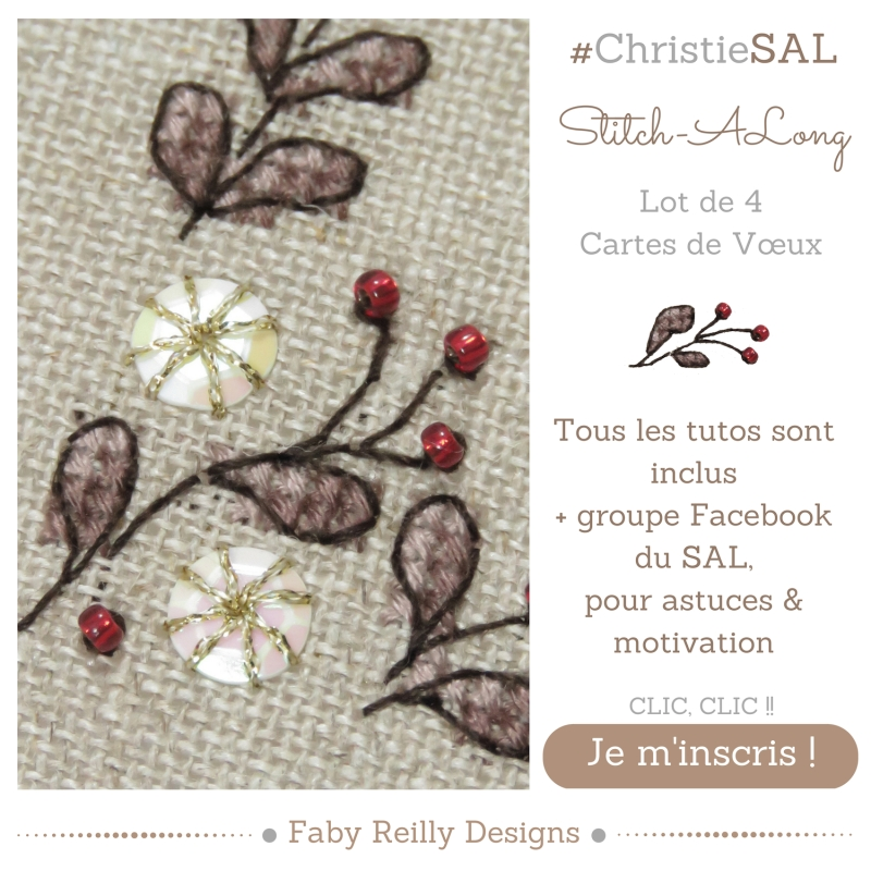 Christie SAL - Faby Reilly Designs